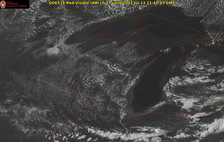 Regional Radar